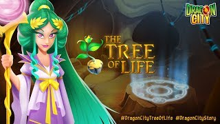 #DragonCityTreeOfLife: Summoning - Orbs and Warrior Chests!