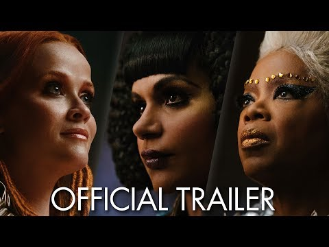 A Wrinkle In Time Official US Teaser Trailer