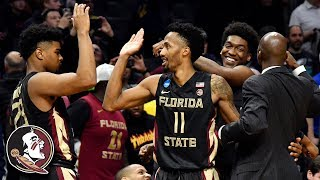 Florida State Heads To 3rd-Ever Elite 8: