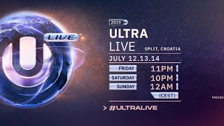ULTRA EUROPE 2019 LIVE - Day 3 Warm Up Crazy Festival Madness