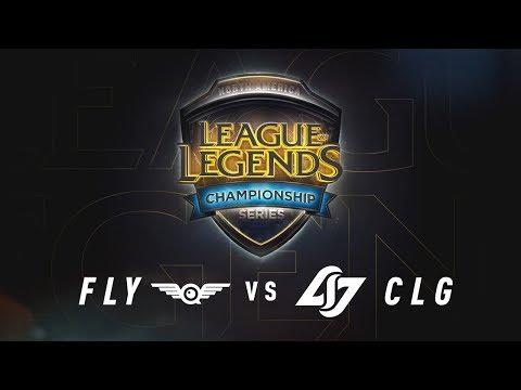 Xxx Mp4 FLY Vs CLG Week 6 Game 2 NA LCS Summer Split FlyQuest Vs Counter Logic Gaming 2017 3gp Sex