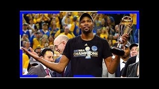 Kevin durant of golden state warriors discusses race, what it