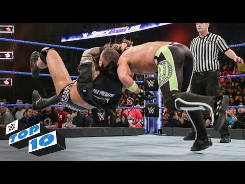 Xxx Mp4 Top 10 SmackDown Live Moments WWE Top 10 February 12 2019 3gp Sex
