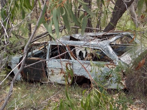 Xxx Mp4 XY Falcon Abandoned Car Dumped In Bush XW XY Ford Falcon 3gp Sex