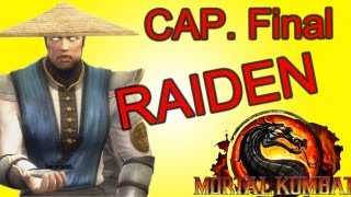 Mortal Kombat 9 - Modo historia (Capitulo final - Raiden)
