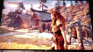 Let's Talk About HDR & Horizon Zero Dawn