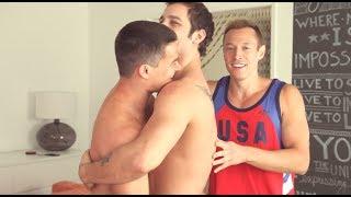Straight Boys Hugging!