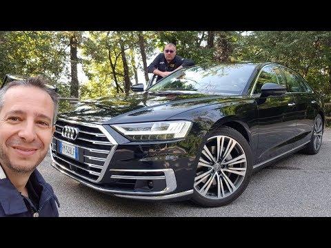 Audi A8 tecnologia e abitabilità a un livello superiore. Imbattibile