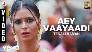 Tenali Raman - Aey Vaayaadi Video   Vadivelu   D.Imman