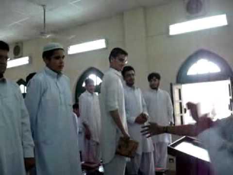 Fooling in Islamia College Peshawar with Chargan 2011