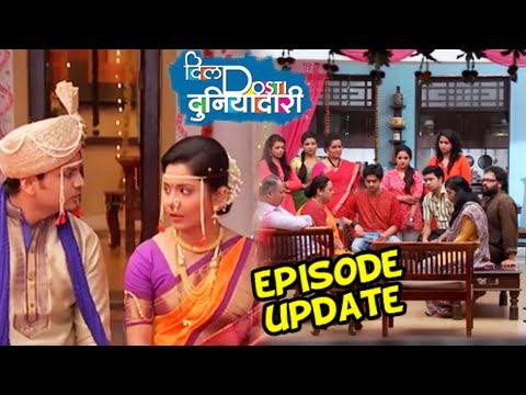 Dil Dosti Duniyadari   19th February 2016   Episode Update   Zee Marathi Serial