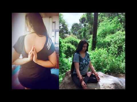 Viral Yoga Photos of Samyuktha Varma and Lissy