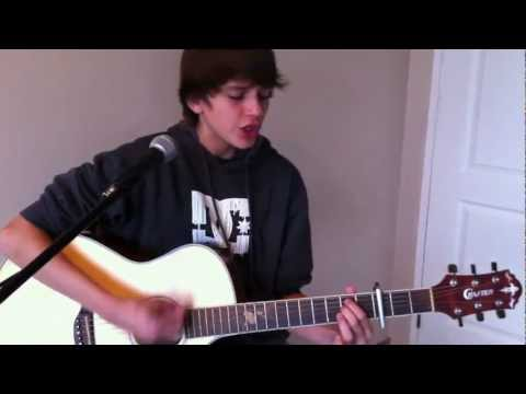 14 year old boy: Patrick Sean Bradley singing Muse cover Undisclosed desire ( bieber mahone )