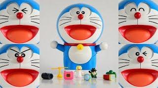 [TMT][510] Chogokin Guru Guru Doraemon! 超合金 ぐるぐるドラえもん ! Chú mèo máy đến từ tương lai.