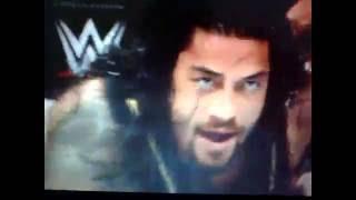 WWE EXTREME RULES - Roman Reigns vs AJ Styles