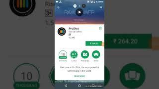 Download best camera apk pro shot camera for free