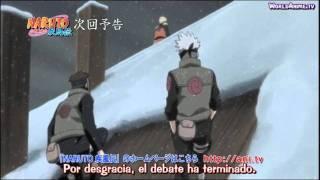 Naruto Shippuden 205 Sub Español Avances