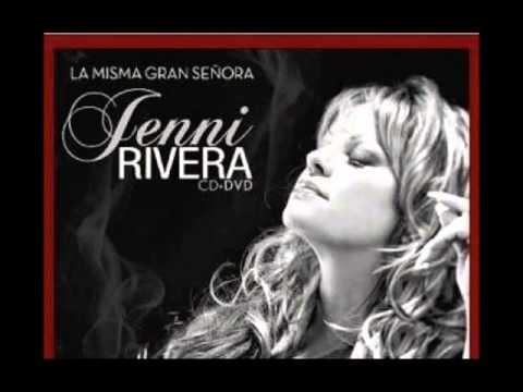 Jenny Rivera La Gran Señora Super Mix 2012