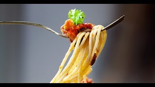 Chef shares his spaghetti marinara secrets