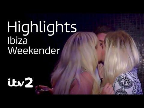 Xxx Mp4 Ibiza Weekender Jordan Has A Threesome Highlights ITV2 3gp Sex