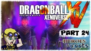 Dragon Ball Xenoverse (Ps4 Gameplay) - Part 24 - One + One = 17!