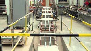Processus de Fabrication Céramique des instalations de Gayafores