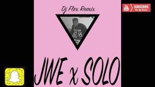 Dj Flex ~ Jwe x Solo (Afrobeat Freestyle Remix)