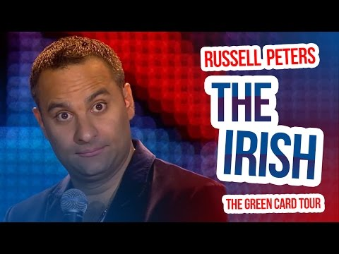 Xxx Mp4 The Irish Russell Peters The Green Card Tour 3gp Sex