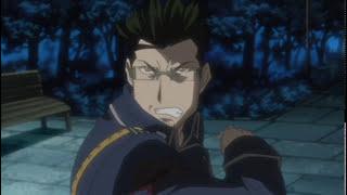 Hughes' Death - Fullmetal Alchemist
