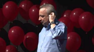 Innovation vs. Copy | Sasan Behzadi | TEDxTehran