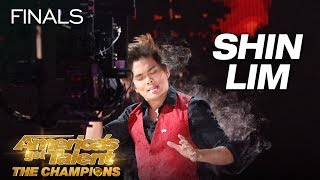 Shin Lim: Magician Baffles Judges With Incredible Card Magic - America