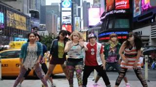 [2NE1 - 'I AM THE BEST' DANCE COVER] I Love Dance NYC!!