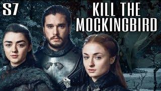 Arya Stark's New Valyrian Steel Dagger! - Game of Thrones S7 Promo (w/Spoilers)