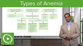 Types of Anemia – Hematopathology | Medical Education Videos