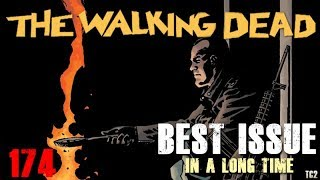 The Walking Dead 174 'A Solitary Life' Review - Best Issue in a Long Time!