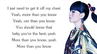 Axwell /\ Ingrosso - MORE THAN YOU KNOW  (Cover by J. Fla) (Lyrics)