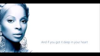 Mary J. Blige - Be Without You Lyrics HD