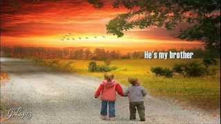He Ain't Heavy, He's My Brother (HD) + The Hollies + Lyrics