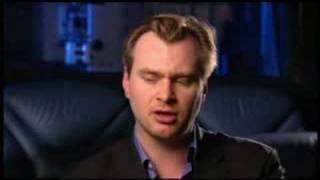 Batman Begins Extras Bonus 2/4 Interviews