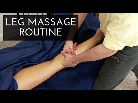 Xxx Mp4 Massage Tutorial Posterior Leg And Hip Routine 3gp Sex