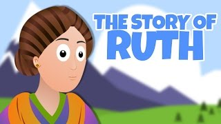 Bible Stories for Kids! - The Story of Ruth | Stories of God I Animated Children