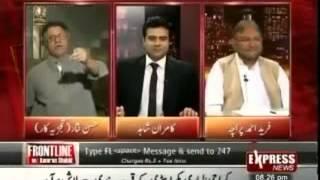 hasan nisar & pervej hoodbhoy vs  Farid Ahmad Paracha