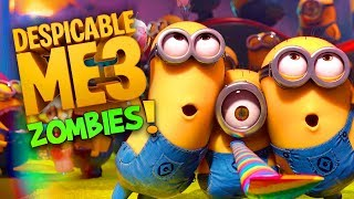 Despicable Me 3 Zombies (Call of Duty Zombies Mod)