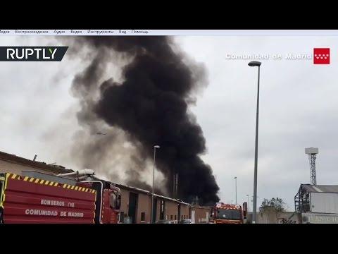 Xxx Mp4 15 Injured In Explosion At Hazardous Waste Plant In Spain 3gp Sex