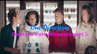 One Direction Funny & Cute Moments 2015 part.5