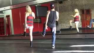 Michael Jackson -Jam| Flash Mob Choreography by Addison Johnson| Step x Step Dance