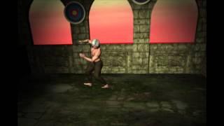 DAZ 3D - Martial Arts Demo