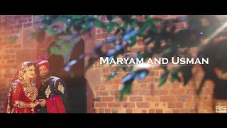 Pakistani Grand Wedding Trailer - Maryam & Usman
