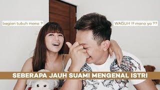 CHALLENGE KASIH SUAMI PERTANYAAN SEPUTAR ISTRI !!!