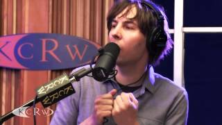"Phoenix performing ""Trying To Be Cool"" Live on KCRW"